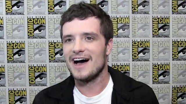 Josh Hutcherson Talks Crazy 'Future Man' Costume