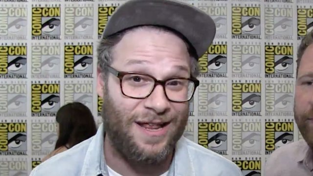 Seth Rogen Teases His 'Filthy' New Show