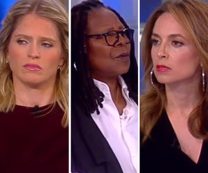 Trump's Transgender Military Ban Fires Up 'The View'