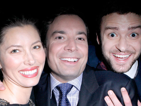 Jimmy Fallon Broke Into a House With Jessica Biel, Justin Timberlake