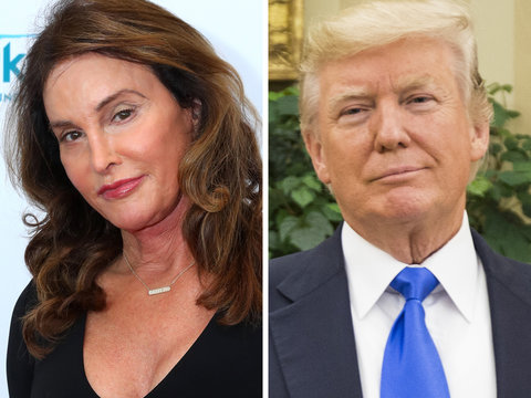 Jenner Blasts Trump's 'Half Baked' Trans Military Ban In Scathing Open Letter