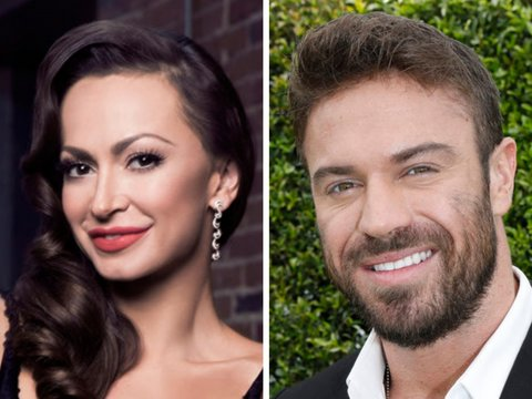 Karina Smirnoff and Chad Johnson's 'Famously Single' Date Gets Awkward