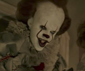 'It' Trailer Proves New Pennywise the Clown Is Just as Horrifying as Original