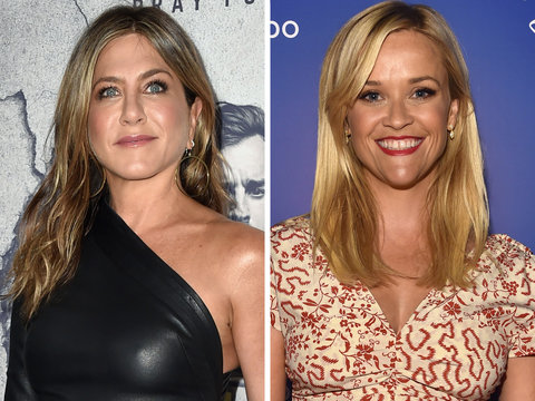 Aniston and Witherspoon to Team Up for New TV Show Together