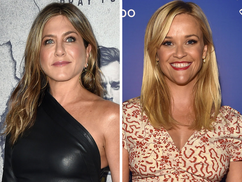 Jennifer Aniston and Reese Witherspoon Team Up for New TV Show Together