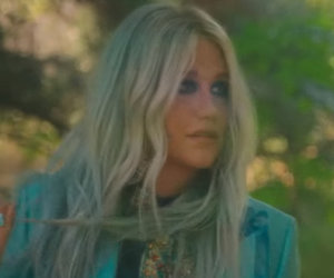 Kesha Exorcises Her Demons 'Learn to Let Go' Music Video