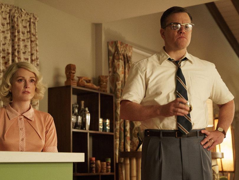 Matt Damon Is a Bloody Mess in First 'Suburbicon' Trailer
