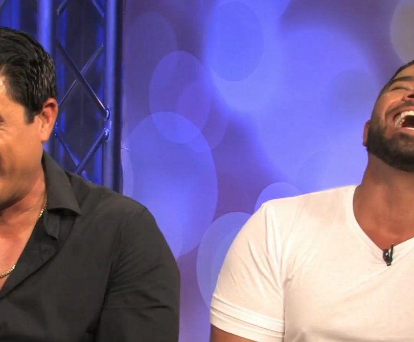 Reza Farahan and Mike Shouhed Play A Hilarious Game of Superlatives