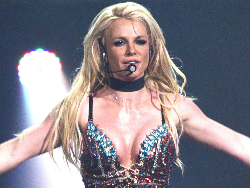 Britney Spears Is Hotter Than Ever In This Instagram Workout Video