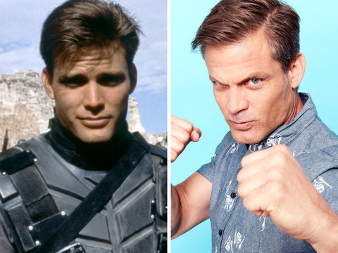 Casper Van Dien Has Some Ideas for 'Starship Troopers' Reboot