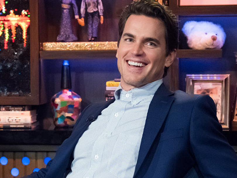 Matt Bomer Weighs in on Alleged Channing Tatum-Alex Pettyfer Beef