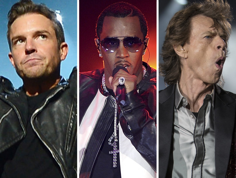 11 Songs You Gotta Hear on #NewMusicFriday: The Killers, Puff Daddy, Mick Jagger
