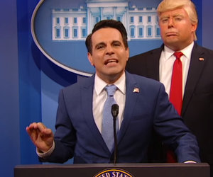 Mario Cantone's Anthony Scaramucci Is Making Comedy Central Great Again