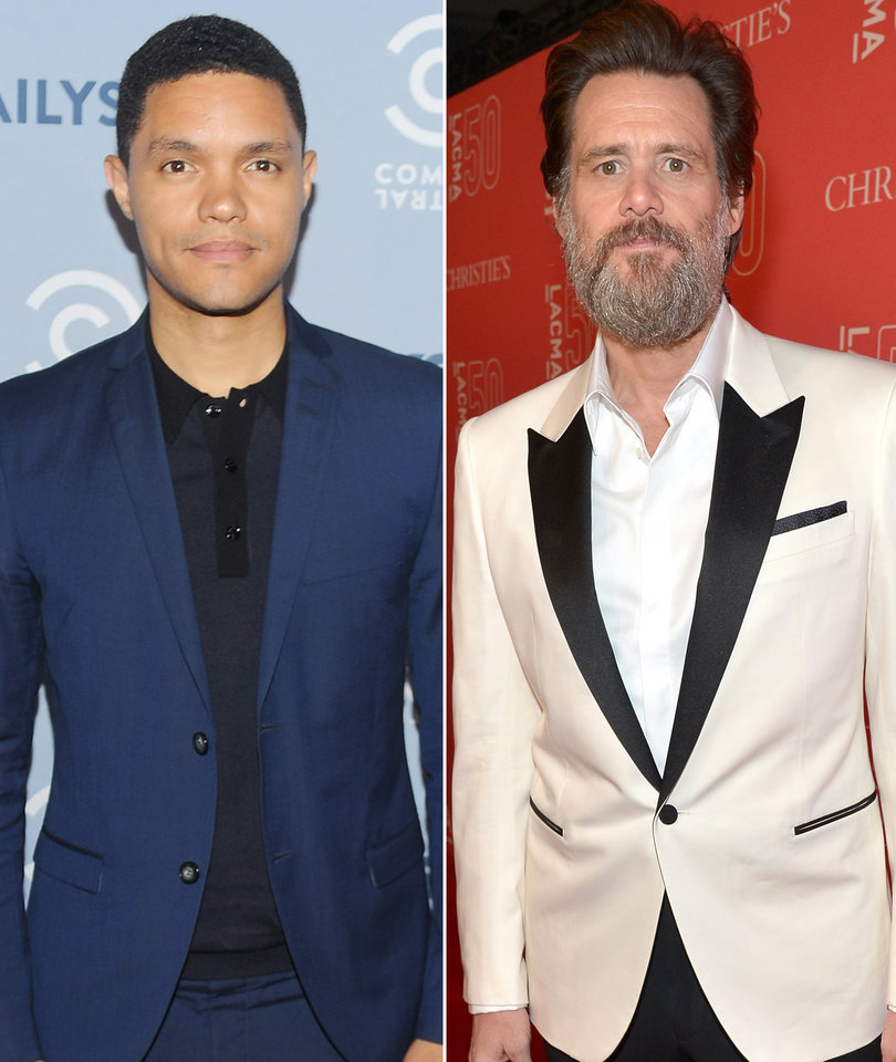 How Jim Carrey Helped Trevor Noah Realize He Was Depressed