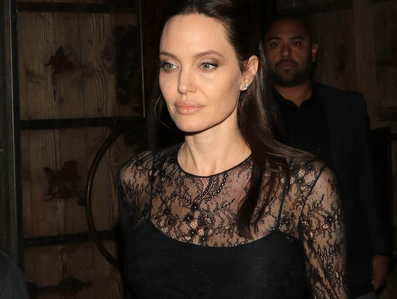Why Angelina Jolie Is Calling Vanity Fair Cover Story 'False and Upsetting'