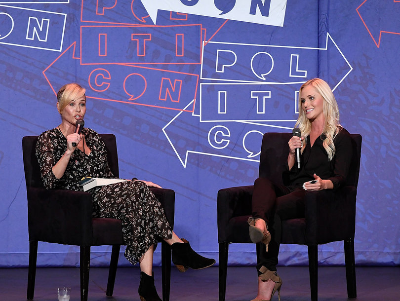 Tomi Lahren and Chelsea Handler's Politicon Debate Got Heated Over Trans Military Ban