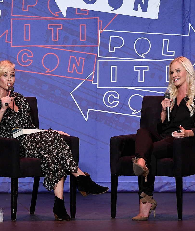 Tomi Lahren and Chelsea Handler's Politicon Debate Got Heated