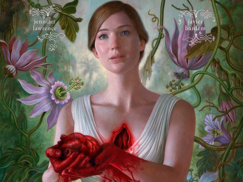 6 Reasons Jennifer Lawrence's 'mother!' Will Be the Most Insane Movie of 2017