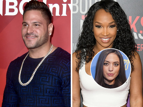 Why Ronnie Ortiz-Magro Thinks He Cheated on Sammi Sweetheart
