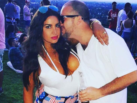 'Shahs of Sunset' Star Mercedes Javid Reveals 'Abandonment Issues'