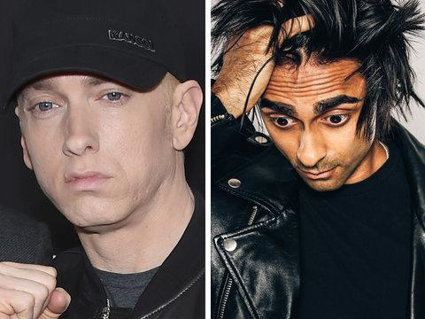 Eminem Teams Up With Adi Shankar to Produce Battle Rap Movie