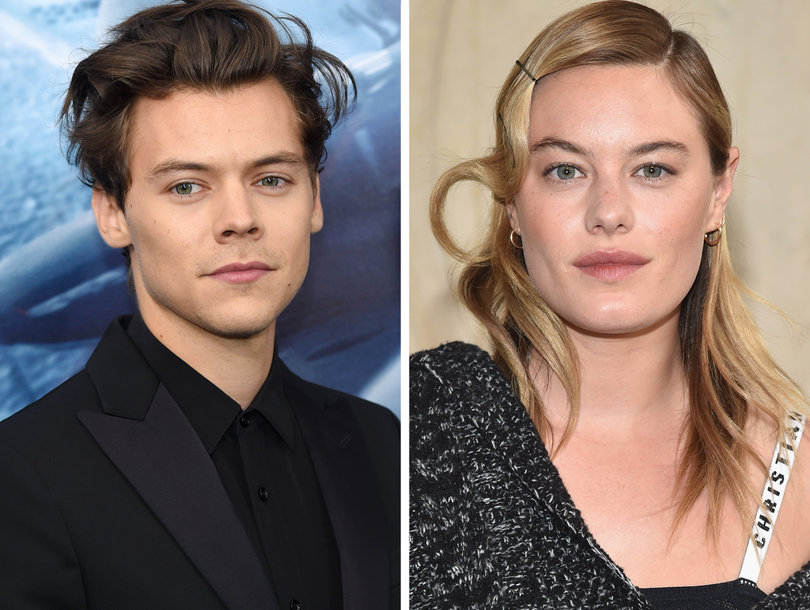 Harry Styles Fans Attack Victoria's Secret Model on Social Media Over Dating Reports