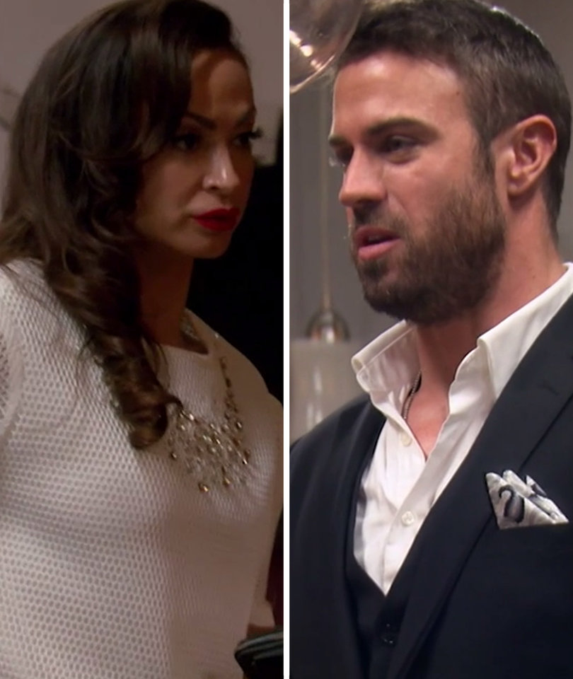 'Famously Single' Stars Crack Up Over Chad and Karina's Sex Life