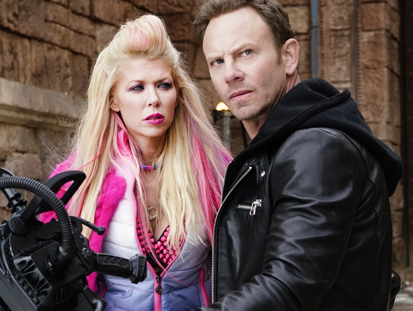 Tara Reid Rips 'Sharknado' Over Treatment on Set