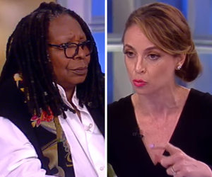 Dispute Breaks Out on 'The View' Over College Students Carrying Guns on Campus