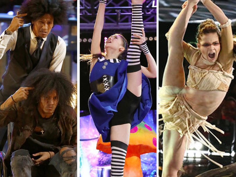 'World of Dance' Breakdown: 'Alice in Wonderland' Takes On 'Mad Max'