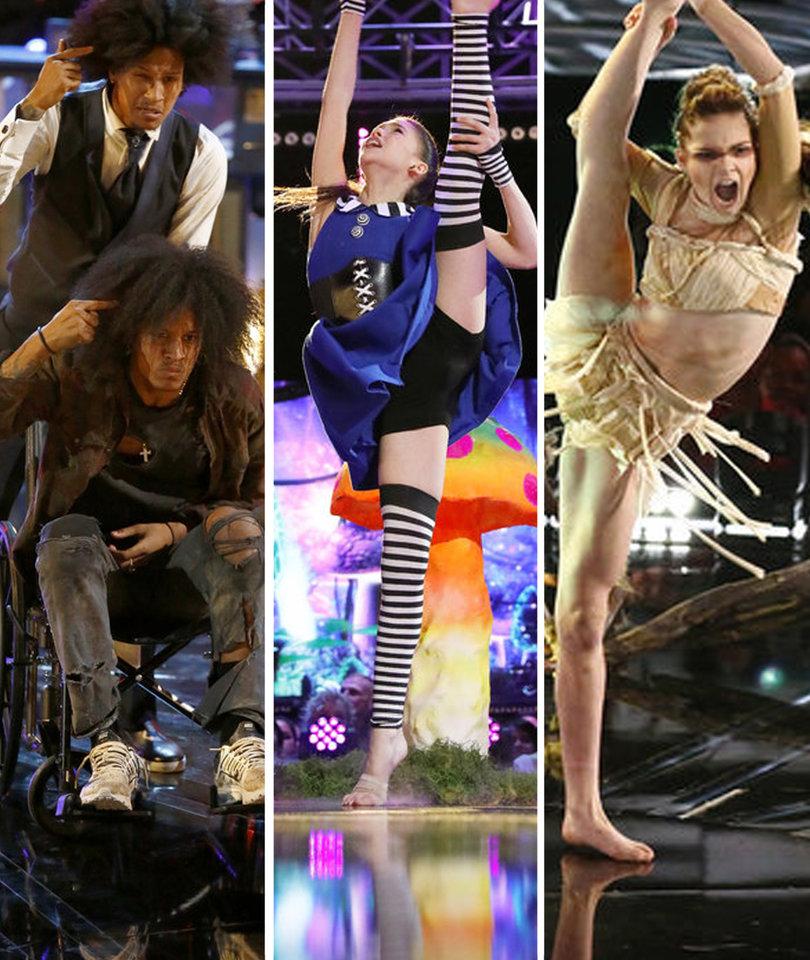 'World of Dance' Breakdown: 'Alice in Wonderland' Takes On 'Mad Max'
