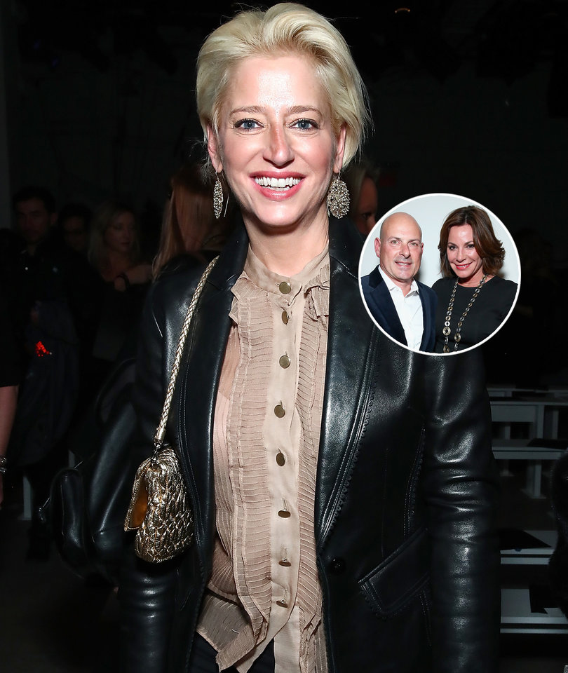Dorinda Medley Reacts to Luann and Tom D'Agostino's Divorce