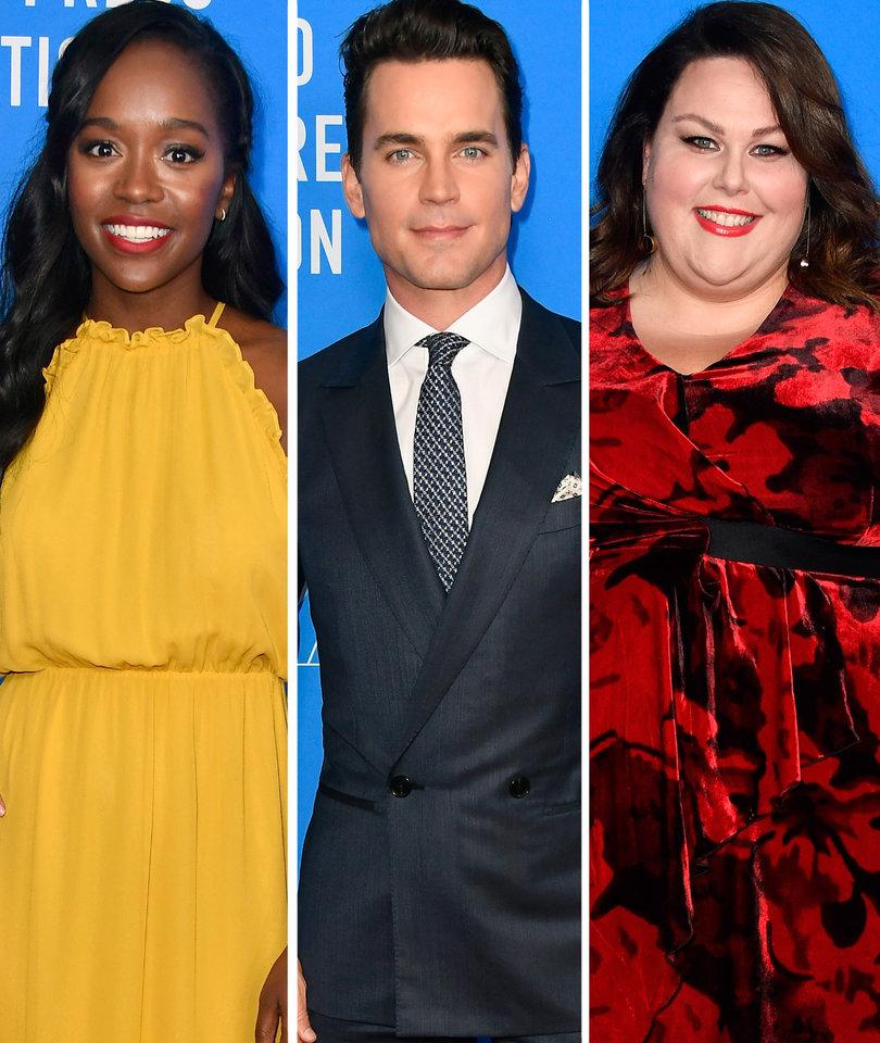King, Bomer and Metz Among Stars at HFPA Grants Banquet