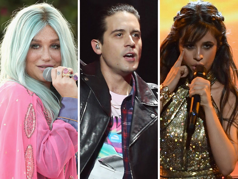 9 Songs You Gotta Hear on #NewMusicFriday: Kesha, G-Eazy, Camila Cabello