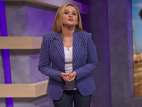 Samantha Bee Airs First Ever 'Trump-Positive' Segment