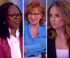 'The View' Rips Trump's Immigration Plan: 'POTUS Doesn't Have Basic English…