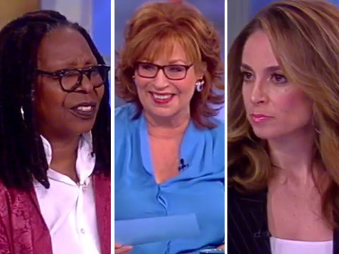 'The View' Rips Trump's Immigration Plan: 'POTUS Doesn't Have Basic English Skills'
