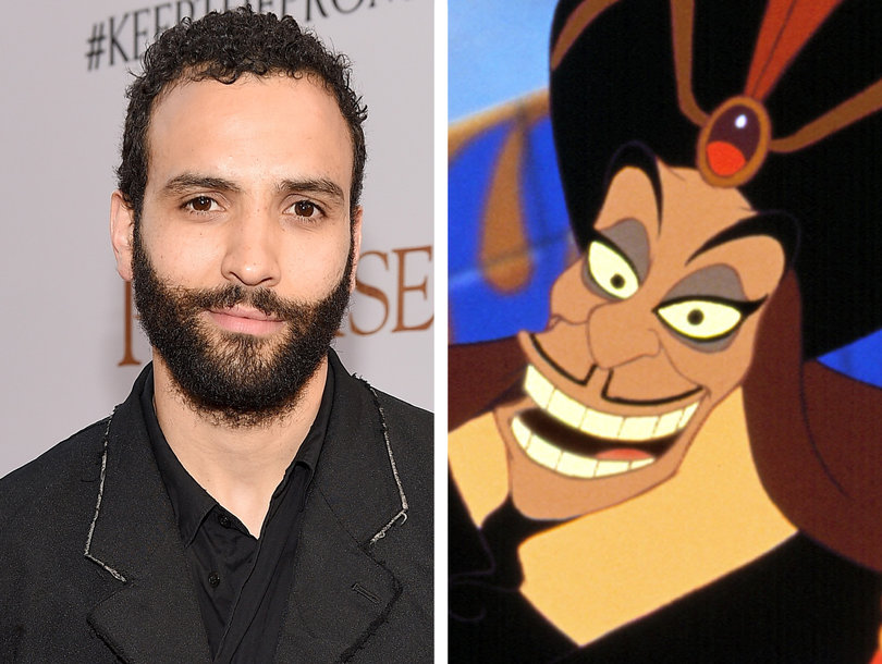 The Internet Is Thirsty Over New Jafar for Live-Action 'Aladdin'