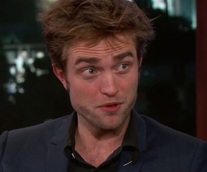 Robert Pattinson Wants You to Know He Didn't Masturbate a Dog