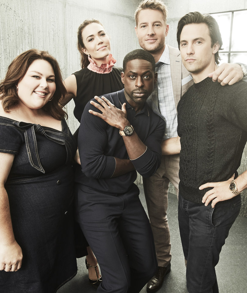 'This Is Us' Stars Show the Love In Los Angeles