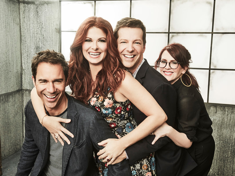 'Will & Grace' Is Over the Top 'Woke' Before Returning to Top Funny Form: TooFab Review