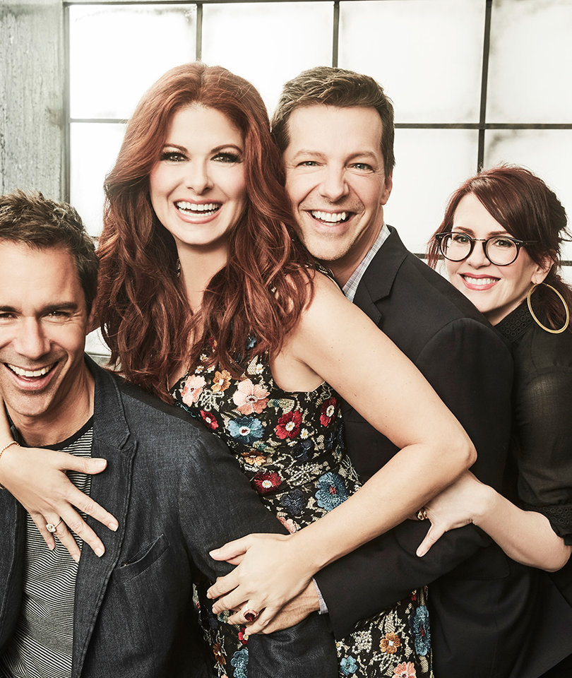 'Will & Grace' Don't Try So Hard to Be Hip, Just Stick to Funny