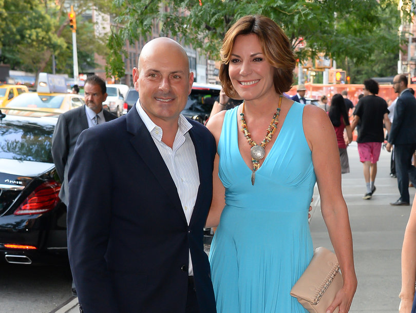 RHONY's Luann D'Agostino Says Tom 'Definitely' Did Not Cheat On Her