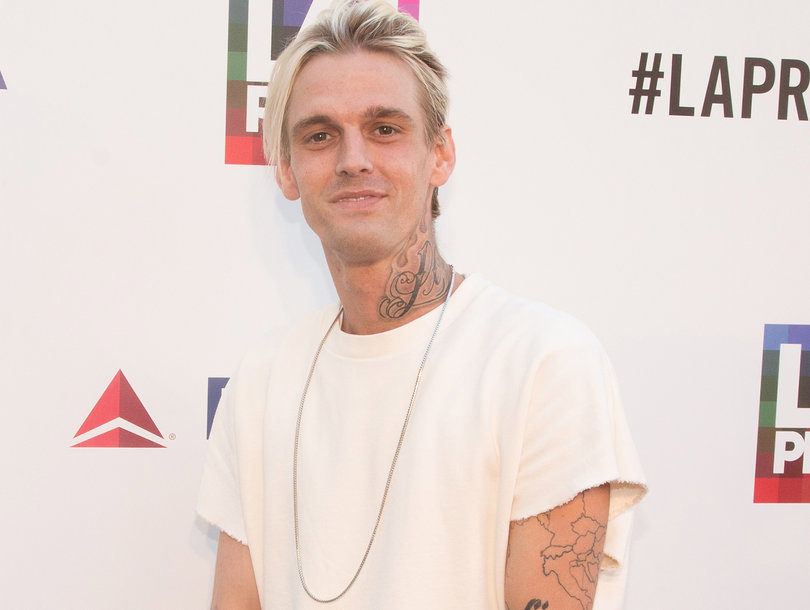 Aaron Carter on His Sexuality: I'm Attracted to Men and Women