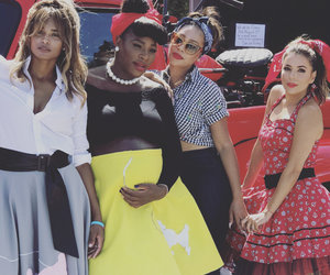 Serena Williams Celebrates Her Baby Shower with Ciara, Lala and Eva Longoria