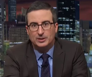 John Oliver Trashes Trump's 'Vitamin D Deficient Minion' Stephen Miller