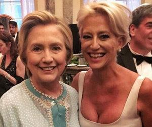 'RHONY' Star Talks Hanging With Pal Hillary Clinton at Star-Studded NY Wedding