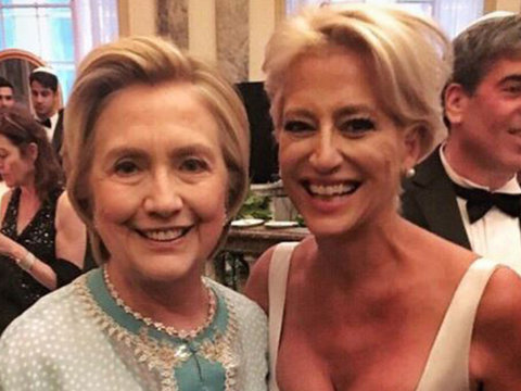 'RHONY' Star Talks Hanging With Pal Hillary Clinton at Star-Studded NY Wedding