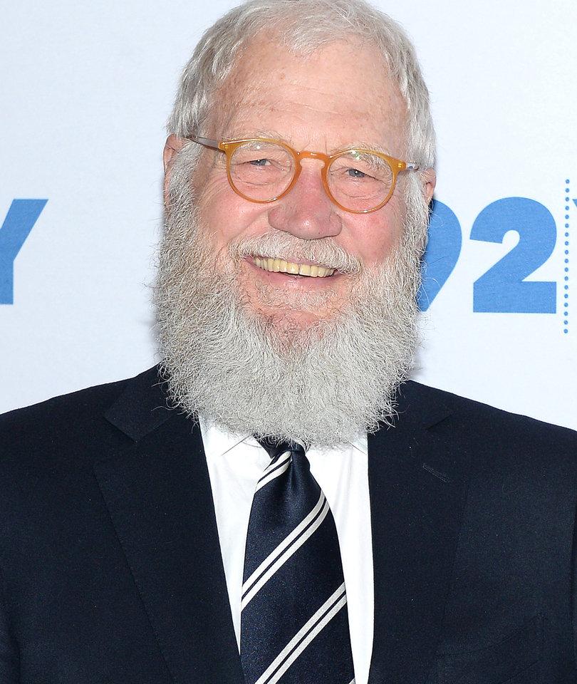 David Letterman Returns to TV with Netflix Talk Show
