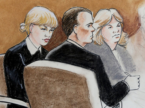See All the Latest Developments In the Taylor Swift Butt-Grabbing Case